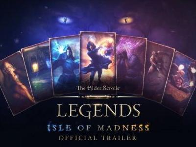 The Elder Scrolls: Legends Isle of Madness Launching January 24