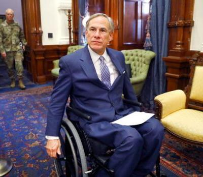 From A Texan: We Are Definitely Not Alright, Alright, Alright Because Abbott Is Trash