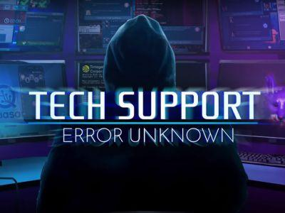 The Tech Support: Error Unknown Chronicles Volume 2