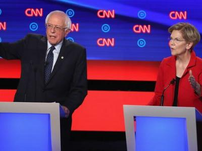 The Democratic Debate Over Medicare For All And Middle Class Taxes, Explained