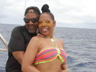 A Dominican Republic health ministry official says he thinks Cynthia Day died 'probably from the shock of seeing the person beside her dead'