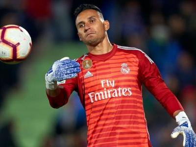 Real Madrid tell Navas he can leave, Courtois to be Zidane's No. 1 - source
