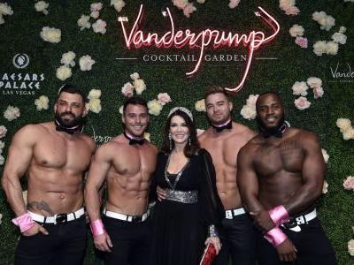 So Many Bravolebrities Showed Up to the Vanderpump Cocktail Garden Grand Opening in Vegas!
