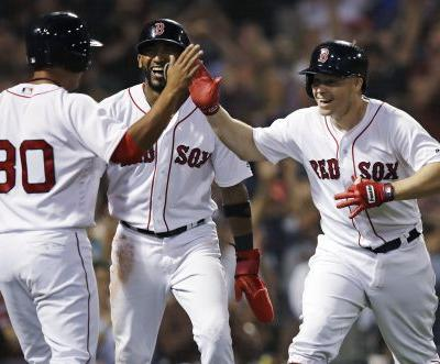 Red Sox become 1st team in majors to clinch playoff spot