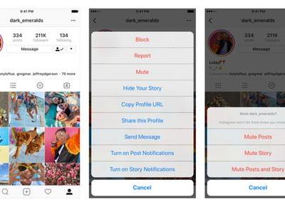 Here's How To Use Instagram's Mute Button If You're Trying To Ignore Your Friends