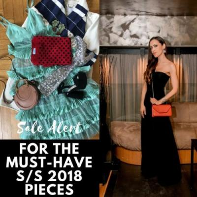 Sale Alert for the Must-Have S/S 2018 Pieces