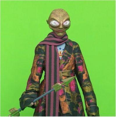 Some very fashionable aliens are now modelling for Gucci
