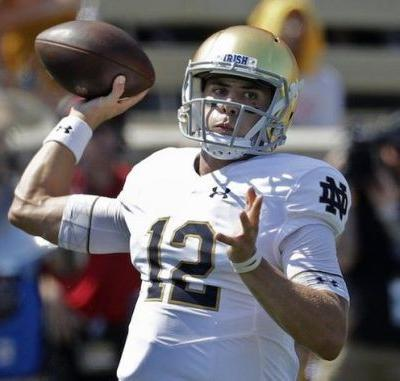 College Football TV: Time, channel for Florida State vs. Notre Dame Line, picks