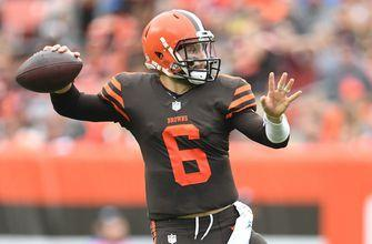 Skip Bayless recaps Baker Mayfield's Week 5 win over the Baltimore Ravens