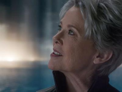 The Captain Marvel Trailer Gave Us The Best Look At Annette Bening's Character