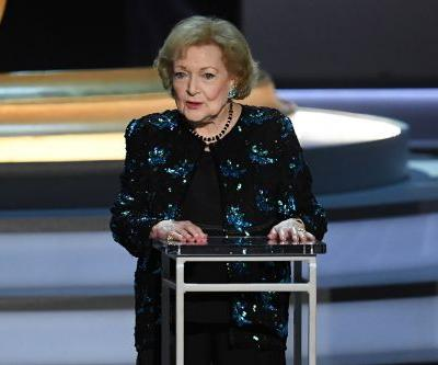 Betty White Proves She's the First Lady of TV at the Emmys