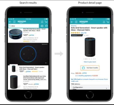 Amazon just put its video search ads into beta