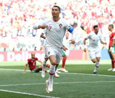 World Cup 2018: Portugal eliminates Morocco with another Cristiano Ronaldo goal