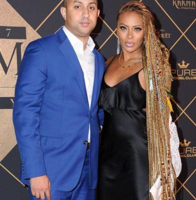"""Eva Marcille Enters Holy Matrimony-dom With Michael Sterling With Her Fellow """"Housewives"""" Watching"""