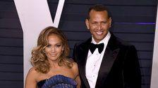 Jennifer Lopez, Alex Rodriguez Share Intimate Photos From Their Engagement