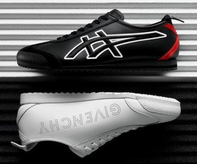 Givenchy Launches Surprise Onitsuka Tiger Collaboration