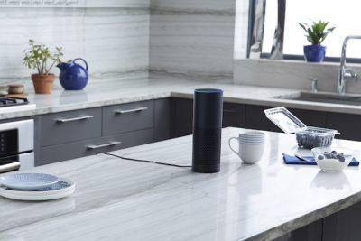 New Amazon Echo Reportedly Features Touchscreen Display