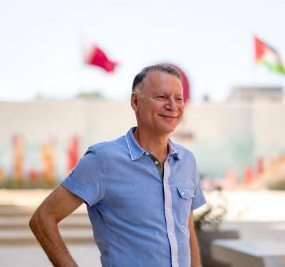 A Palestinian-American billionaire built a $1.4 billion luxury city from scratch in the desert to be a 'Marshall Plan' for Palestine's economy
