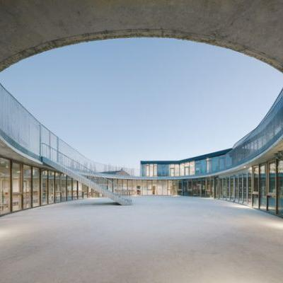 Jean Rostand School / SAM architecture