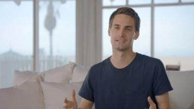'Cameras augment the way that we talk' - Snapchat just dropped its roadshow video