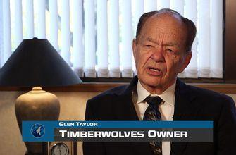 Wolves owner Glen Taylor on Jimmy Butler, KAT's contract and the upcoming season