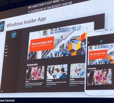 An official Windows Insider app is coming soon