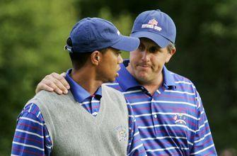 Woods-Mickelson match will be unique experience for viewers