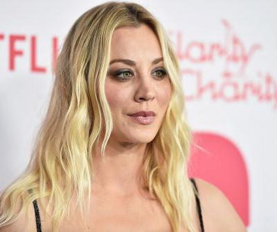 Kaley Cuoco undergoes shoulder surgery five days after wedding