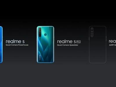 Realme XT, company's 64MP quad-camera beast confirmed