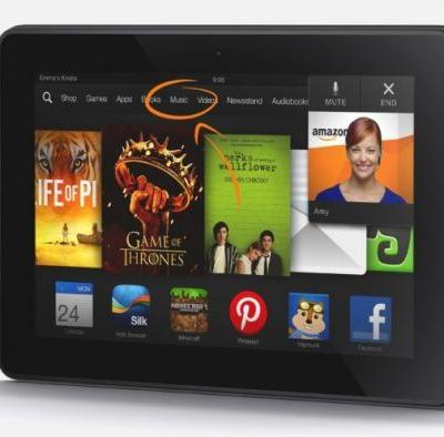 Amazon To Sunset Live Video Support For Fire Tablets