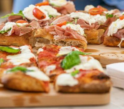 Celebrate Pizza & Pasta at Eataly Boston