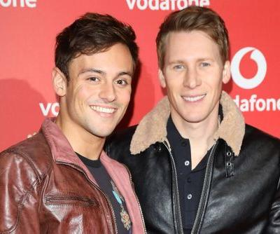 Tom Daley and Dustin Lance Black welcome a baby boy