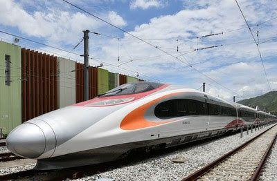 Hong Kong Launches First High Speed Rail Service