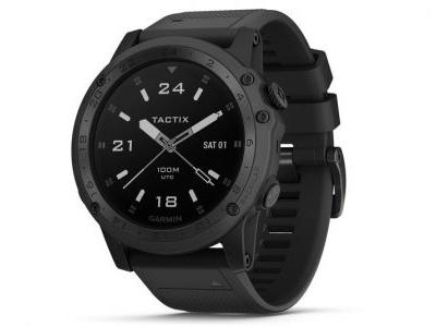 Garmin Tactix Charlie is a GPS watch with tactical functions and a high price