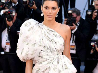 Kendall Jenner Nails It With This Red Carpet Look At Cannes