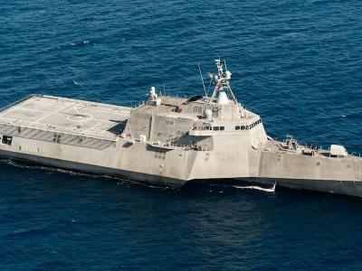 Step aboard the USS Coronado, part of the troubled LCS class that the US Navy recently admitted was a massive failure