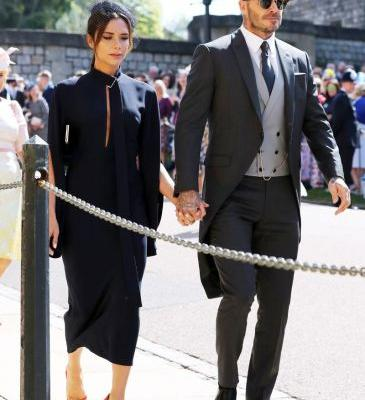 Victoria Beckham Just Recreated Her 2011 Royal Wedding Outfit