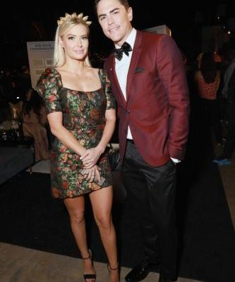 Vanderpump Rules Stars Attend Emmy Party - Jax Taylor, Kristen Doute and More