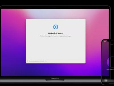 Apple Work: Declarative MDM and Apple Configurator for iPhone set the foundation for the future of Apple device management