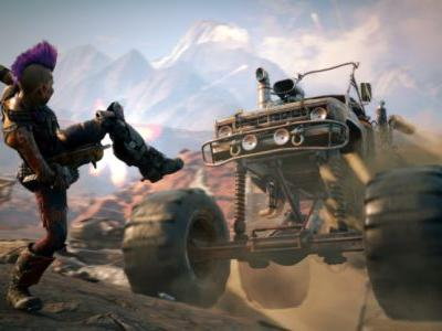 RAGE 2 Will Be Single Player Only, But Will Get Loads of Post Launch Content