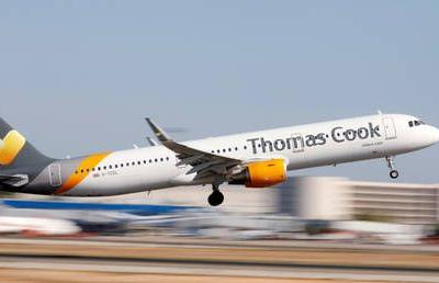 UK airline & tour operator Thomas Cook goes bankrupt, leaving 600,000 travelers in limbo