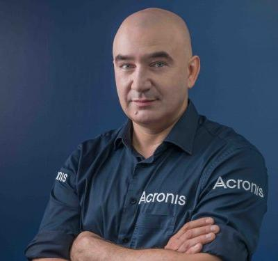 $2.5 billion Acronis plans to double in size as the nearly 20-year-old firm sees a huge swell in business as companies realize cyber protection is 'mission critical'