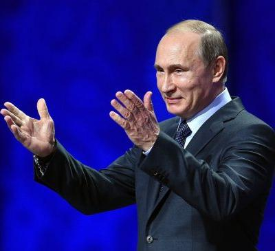 Even if Russia loses all of its matches, Putin is still the real winner of this World Cup