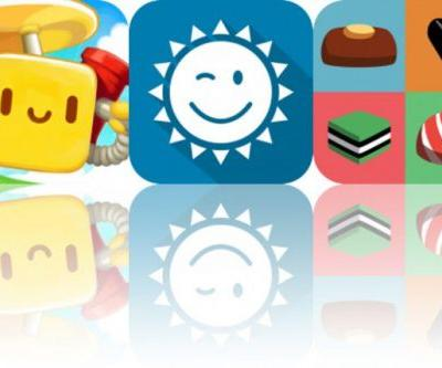 Today's Apps Gone Free: SpriteBox Coding, YoWindow and Sweet Factory