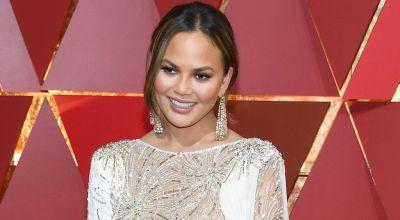 We Guarantee You Missed This Hilarious Chrissy Teigen Moment at the Oscars