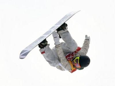 17-Year-Old Snowboarder Wins United States' First Gold Medal In Pyeongchang