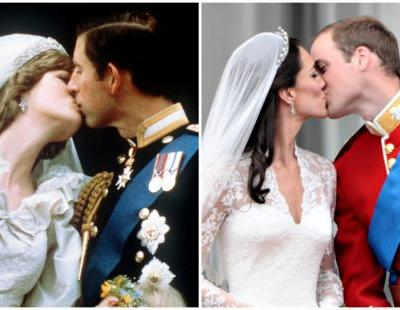The 1 Floral Scent Both Kate Middleton and Princess Diana Wore For Their Weddings