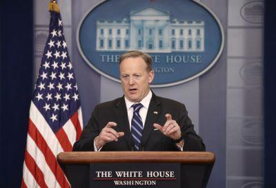 CNN, other media, blocked from 'gaggle' with White House press secretary Sean Spicer