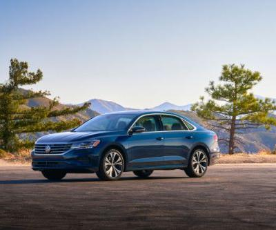 The Volkswagen Passat Leaves The United States In 2023