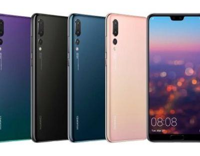 Huawei P20 And P20 Pro Land On Vodafone